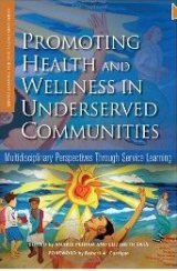 Two SSU Faculty Publish Chapters in New Service-Learning Book Promoting Health and Wellness in Underserved Communities: Multidisciplinary Perspectives Through Service Learning