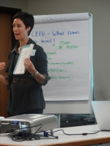 Developing and Sustaining a Community-Based Participatory Research Initiative: A Skill BuildingWorkshop